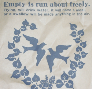 Empty is run about freely???